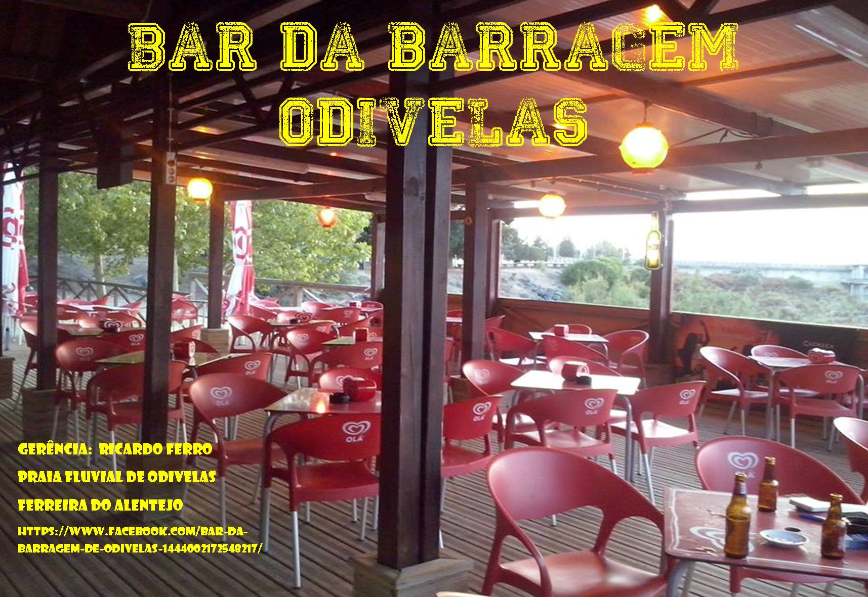 BAR DA BARRAGEM